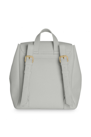 Katie Loxton Soft Grey Bea Backpack