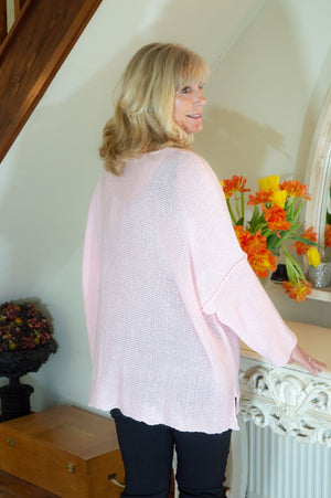 Baby Pink Emily Jumper