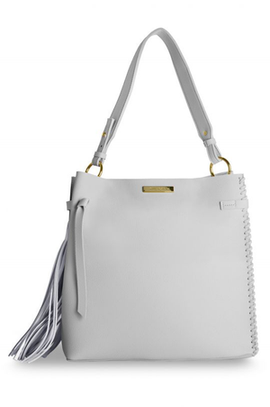 Katie Loxton Grey Florrie Bag