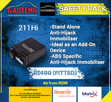 211 Stand alone Anti-hijack