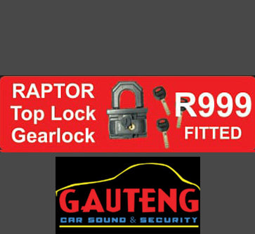 Raptor Top Lock Gear Lock