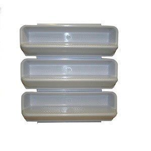 ABS Steps Pool Specialty Fittings - White