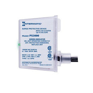 Intermatic PS3000 Threaded Pool and Spa Surge Protector