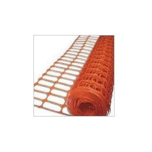 Orange Safety Construction Fence 4-Feet by 100-Feet