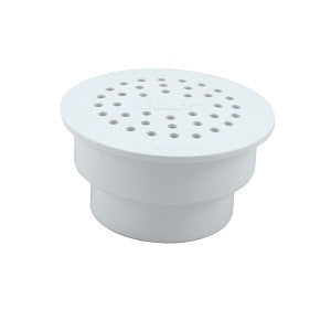 Perforated Vent Plug, White