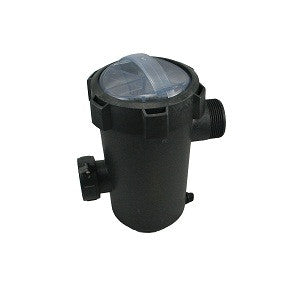 Pump Leaf Trap Strainer, 2 Inches