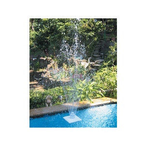 Swimming Pool Floating Grecian 3 Three-Tier Water Fountain