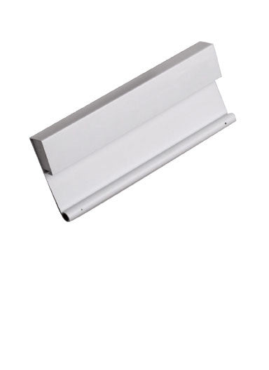 Pool Skimmer Weir Door Flap 8-3/8-Inch White Spring Loaded