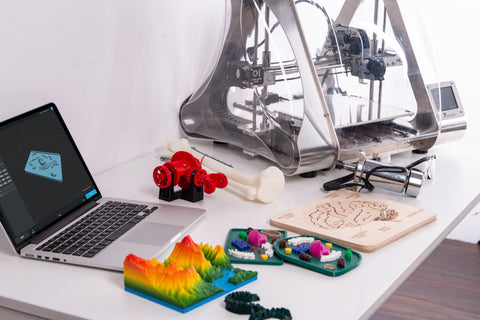 Kezar3D 3D Printer Repairs and Upgrading Services