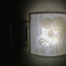 Load image into Gallery viewer, 3DMemory Nightlight | Personalized Nightlight