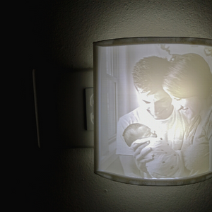 3DMemory Nightlight | Personalized Nightlight