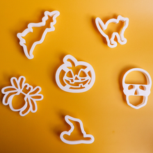 Load image into Gallery viewer, Assorted Cookie Cutter Set (6-pc)