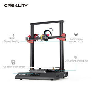 Creality CR-10s Pro Features | 3D Printer | kezar3d.com