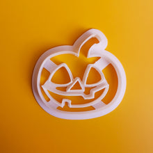 Load image into Gallery viewer, 3D Printed Jack o Lantern Cookie Cutter | kezar3d.com