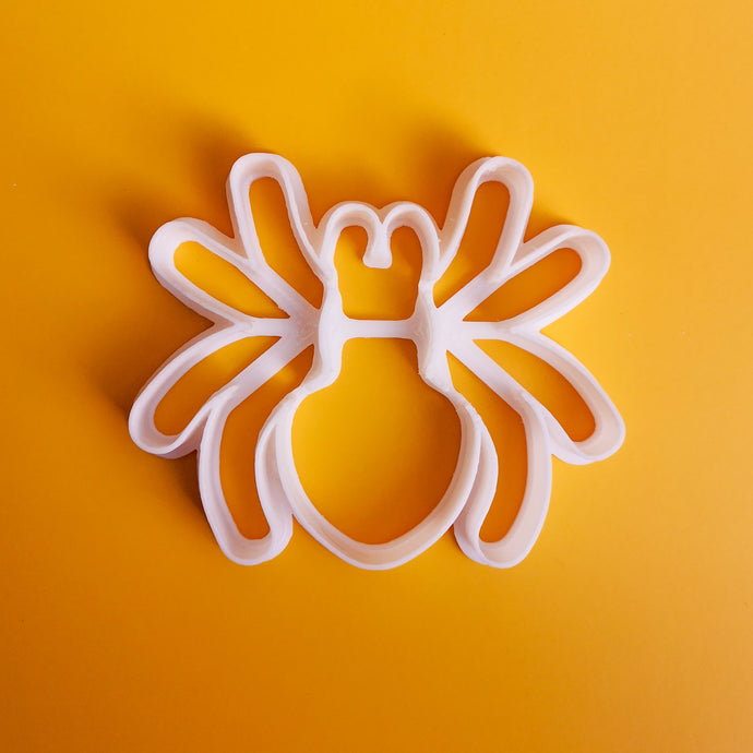 3D Printed Spider Cookie Cutter | kezar3d.com