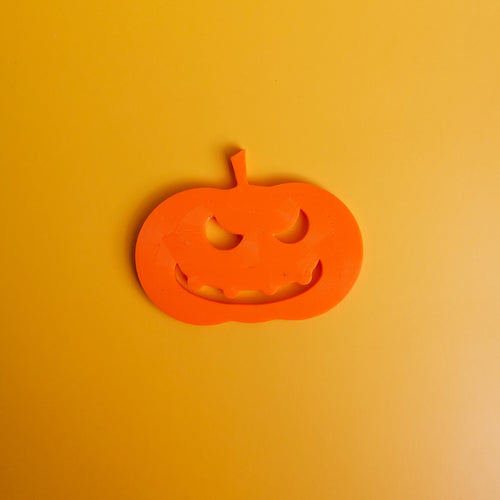 3D Printed 2D Pumpkin Decor | kezar3d.com