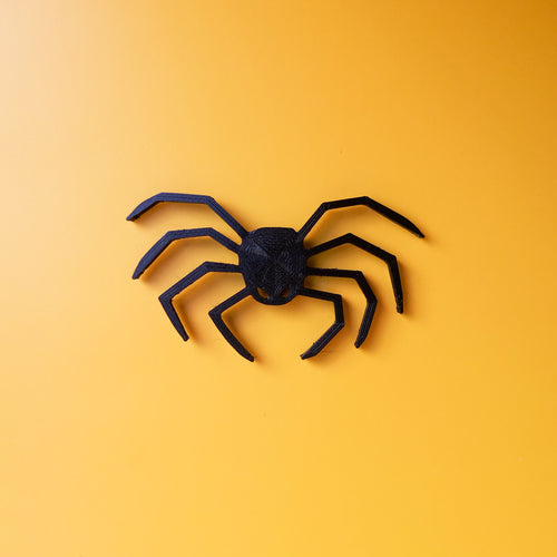 3D Printed 2D Spider Decor | kezar3d.com