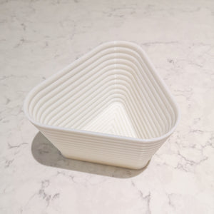 Triangle Banneton - Bread Proofing Basket | kezar3d.com