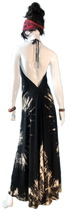 Load image into Gallery viewer, Niagara Cave (Long halter dress)