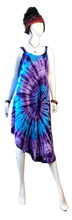 Load image into Gallery viewer, Purple Tang (Double Braided Strap Dress)
