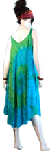 Load image into Gallery viewer, Andaman Sea (Double Braided Strap Dress)