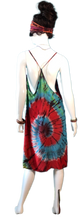Load image into Gallery viewer, Rosellas Down Under (Short T-strap dress)
