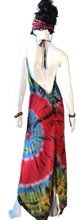 Load image into Gallery viewer, Rosellas Down Under (Cinch bust dress)