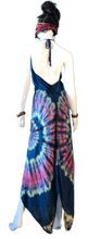 Load image into Gallery viewer, Aurora Borealis (Cinch bust dress)
