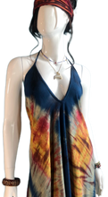 Load image into Gallery viewer, Arenal Volcano (Long halter dress)