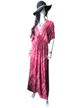 Load image into Gallery viewer, Same, Same but Different (Long Blouse Dress)