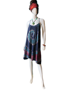 Disko Bay (Short T-strap dress)