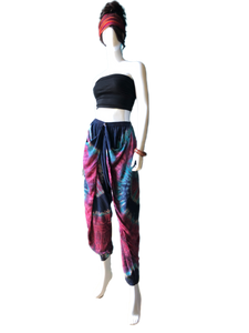 Disco Bay (Jogger Style Thai Pants)