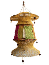 Load image into Gallery viewer, Hand Woven Lantern from India