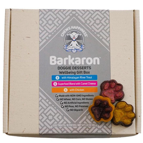 Barkaron® Wellbeing Gift Box (16 pc)