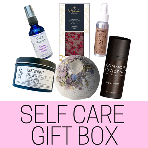 Primp & Pamper Gift Box