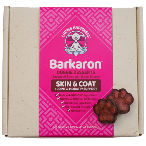 Barkaron® Superfood Blend with Camel Cheese (16 pc)