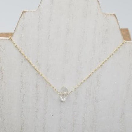 Herkimer Diamond Lucy Necklace