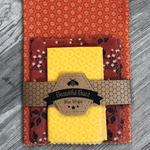 Blossoming Beeswax Wrap Set