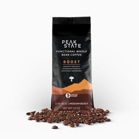 BOOST Medium Roast Coffee