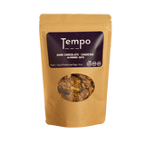 Dark Chocolate, Cashew, Almond & oat, Gluten & Dairy-free granola snack clusters from Tempo