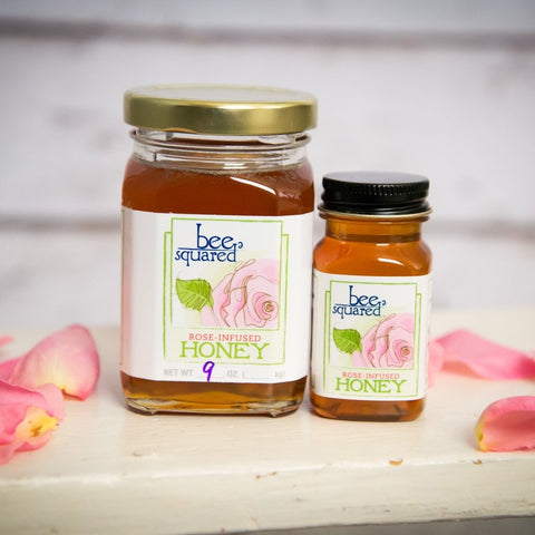 Rose Honey from the Heart