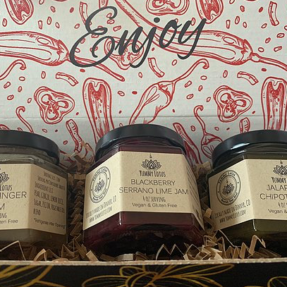 Artisan Pepper Jam Gift Box Set