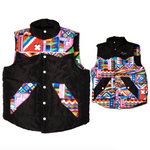 The Fresh Prints Reversible Vest