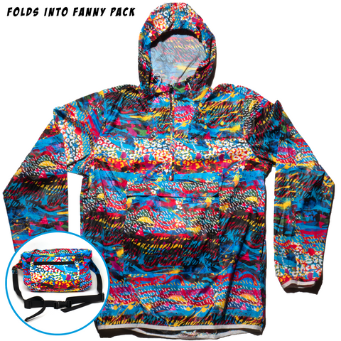 The Van Dope Fanny Pack Wind Breaker