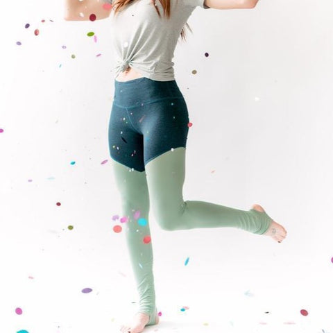 """Sage Me Away"" Leggings"