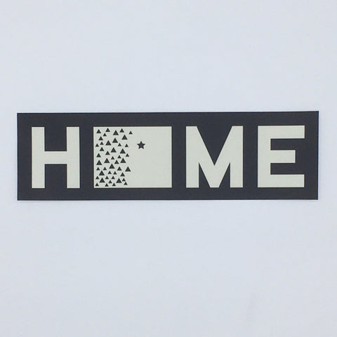 HOME Bumper Sticker