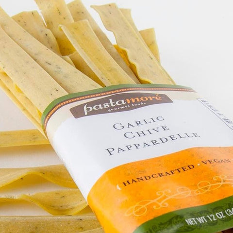 Infused Pappardelle