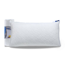 Load image into Gallery viewer, Enther Shredded Memory Foam Pillows with Machine Washable Bamboo Cover