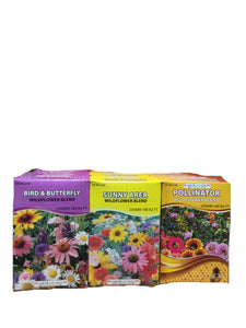 Wildflower Seed blends