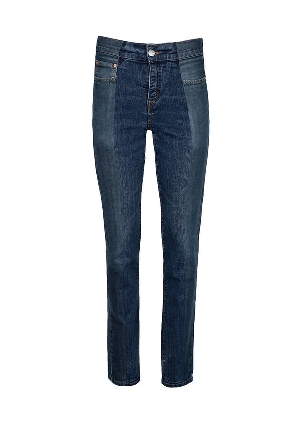 Match Straight Leg Jean in Recycled Denim
